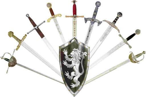 Espadas toledanas