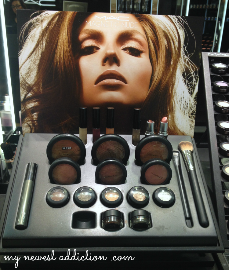 MAC Cosmetics Magnetic Nudes Collection Limited Edition Release Beauty Makeup MACAddict