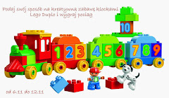 WYNIKI z LEGO DUPLO