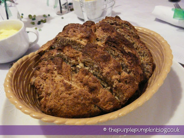 Soda Bread – St. Patrick's Day Dinner Party