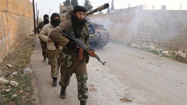 Abul Hassan al Tunsi, líder da Frente Al-Nosra morreu