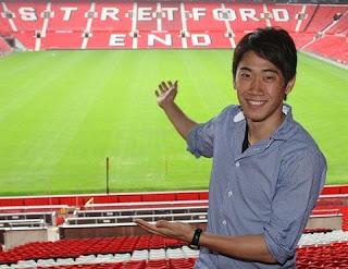 Manchester United ID, Shinji Kagawa
