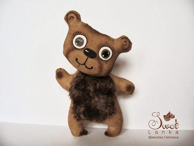 медведь мачо