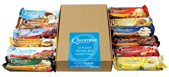 Quest Bars High Protein Gluten Free