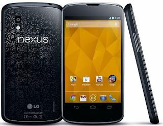 5 Hp Android Tercanggih dan Terbaru tahun 2013