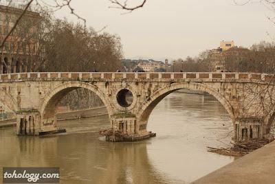 Мост Систо (Рим) Ponte Sisto (Rome)