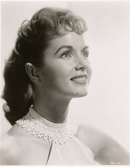 Young Debbie Reynolds Noir and Chick Flicks:...