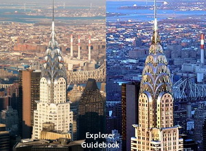 bangunan terkenal new york