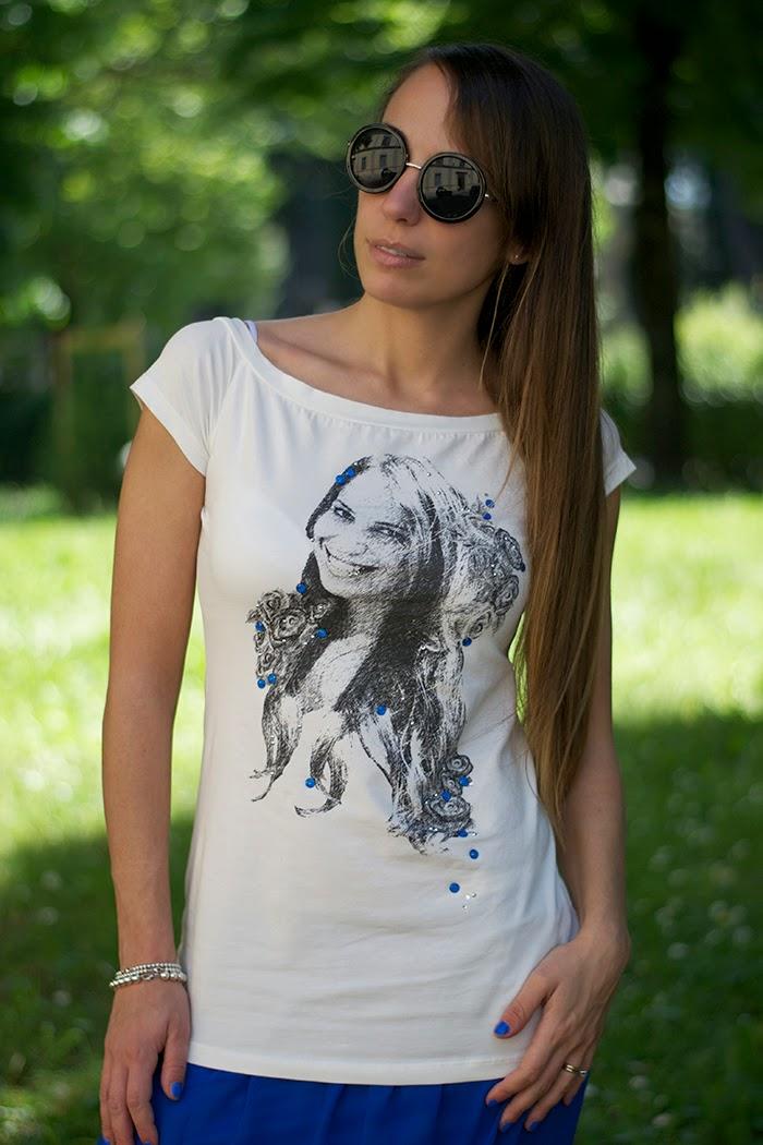 t-shirt auronia