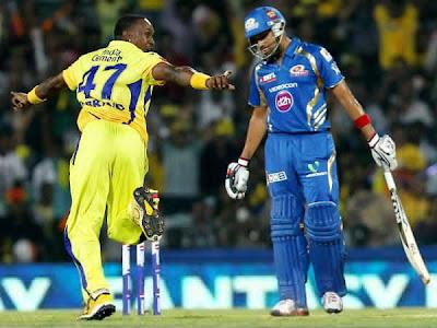 Watch MI vs Csk Cricket highlightsIPL 2013. T20 Match IPL Highlights