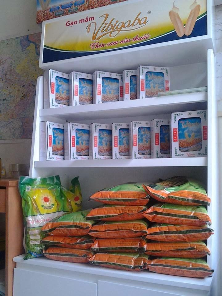Gạo Vibigaba, Thơm thượng hạng