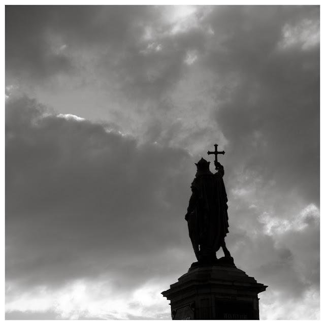 Gijón, Pelayo, Estatua, foto gijón, foto asturias, fotografo asturias