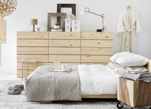 Bedroom Scandinavian Style Ideas