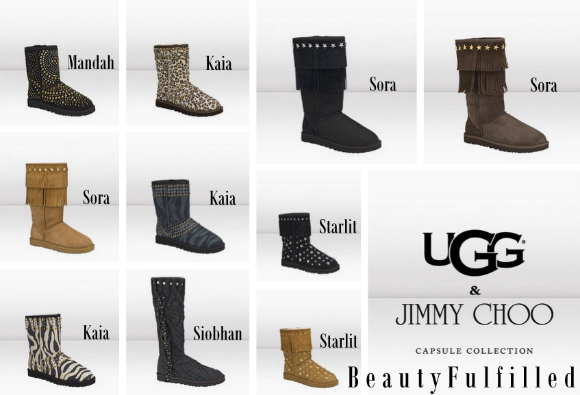 Ugg I Jimmy Choo