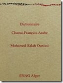 M S. Ounissi: Dictionnaire Chawi
