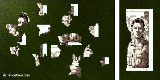 Broken Sword 1: Director's Cut - Fotografia Padre Nico