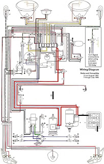 auto wiring diagram 1962 1965 vw beetle electrical diagram this wiring diagram for 1962 1965 vw beetle click the picture to and click here to key diagram