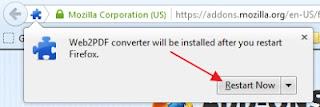 Simpan Halaman Website Menjadi File PDF Langsung dari Browser