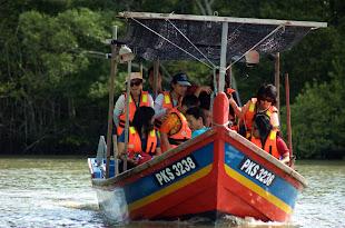 """2012年:主办""""瓜拉牛拉""""生态旅游"""