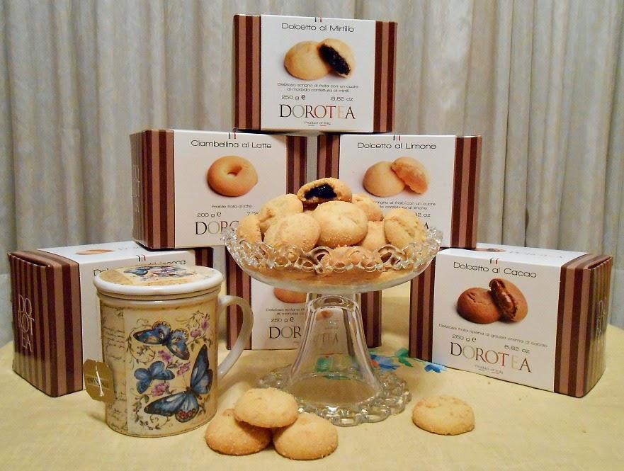 dorotea: l' eccellenza dei biscotti italiani