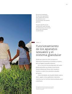 Apoyo Primaria Ciencias Naturales 5to grado Bloque I tema 3 Funcionamiento de los aparatos sexuales y el sistema glandular