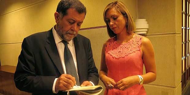 Csc noticias san carlos diputada carvajal oficia a for Subsecretario del interior