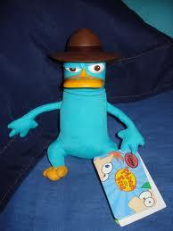 Muñeco de Perry