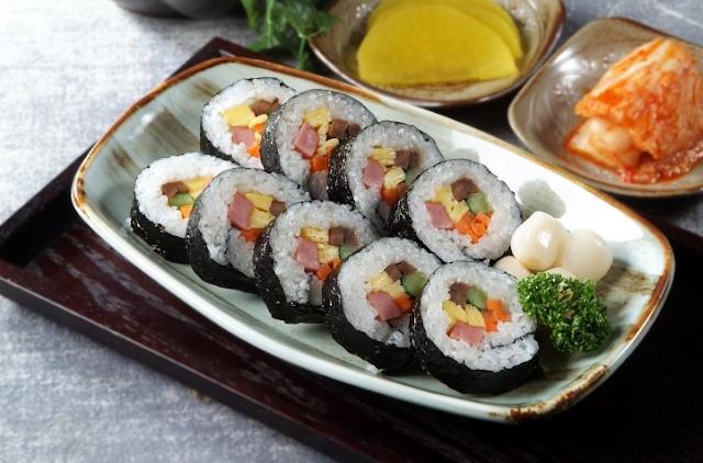 김밥 (KimBalb)