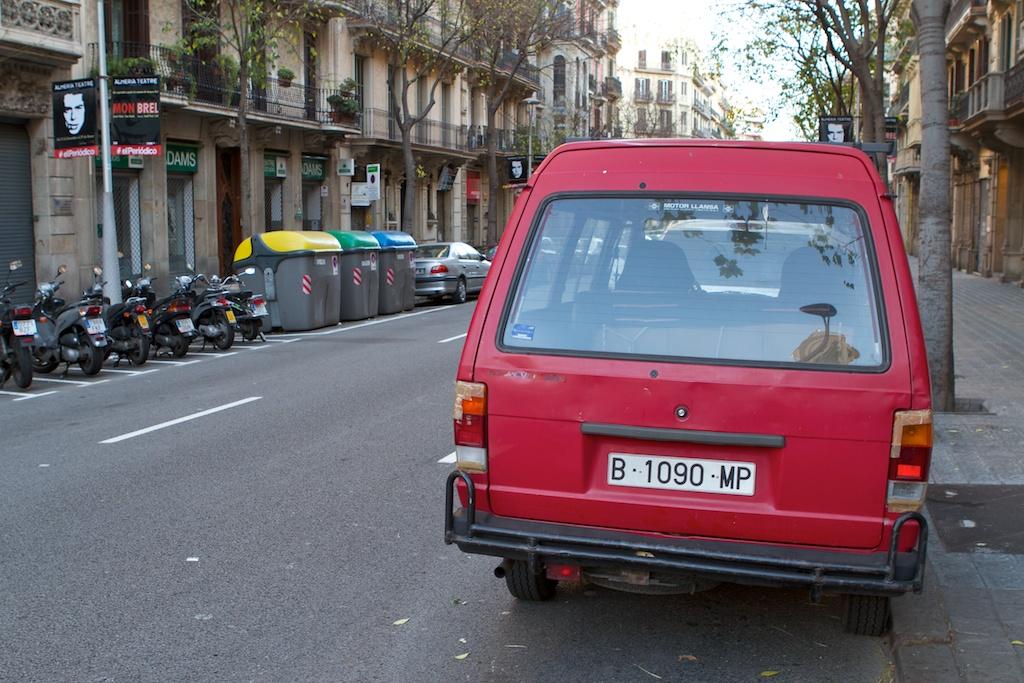 THE STREET PEEP: 1985 Nissan Vanette