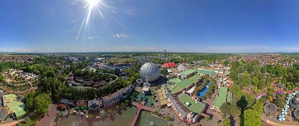 Europa Park élu meilleur parc d'attractions en Europe