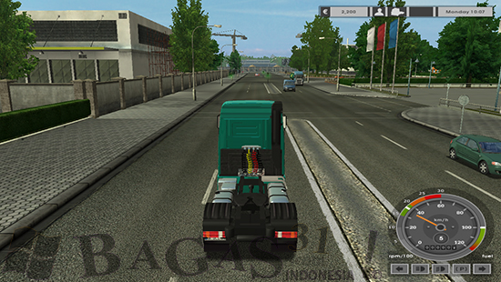 Euro Truck Simulator Full Crack 4