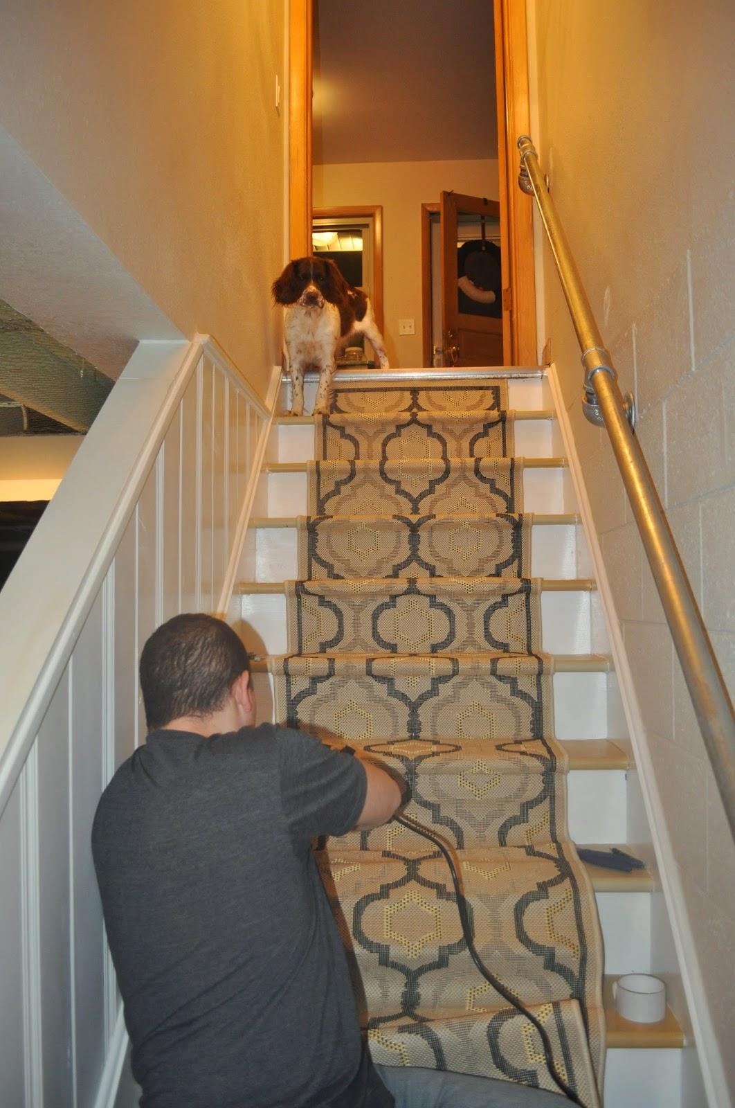 Carri Us Home Installing A Runner