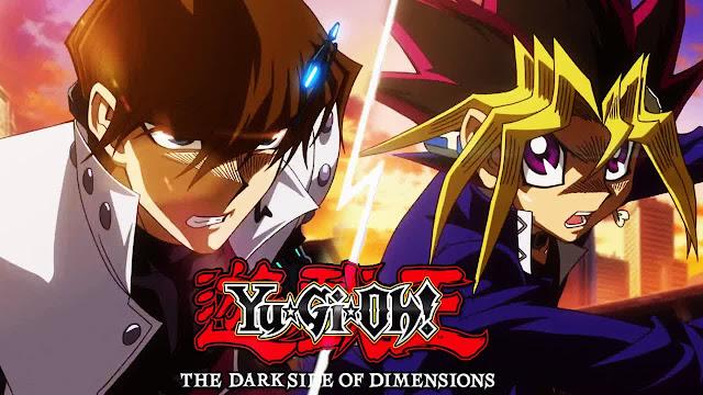 Para Pemain Asli Anime 'Yu-Gi-Oh!' Akan Kembali Berperan Di Film 'Yu-Gi-Oh!: The Dark Side of Dimensions'