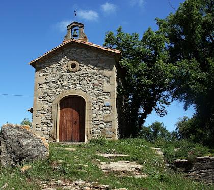 L'ermita de Sant Roc de l'Albereda. Autor: Carlos Albacete