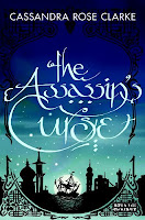 Book cover of The Assassin's Curse by Cassandra Rose Clarke