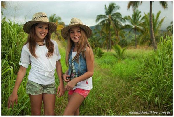 mimo & co primavera verano 2014 ropa para niñas