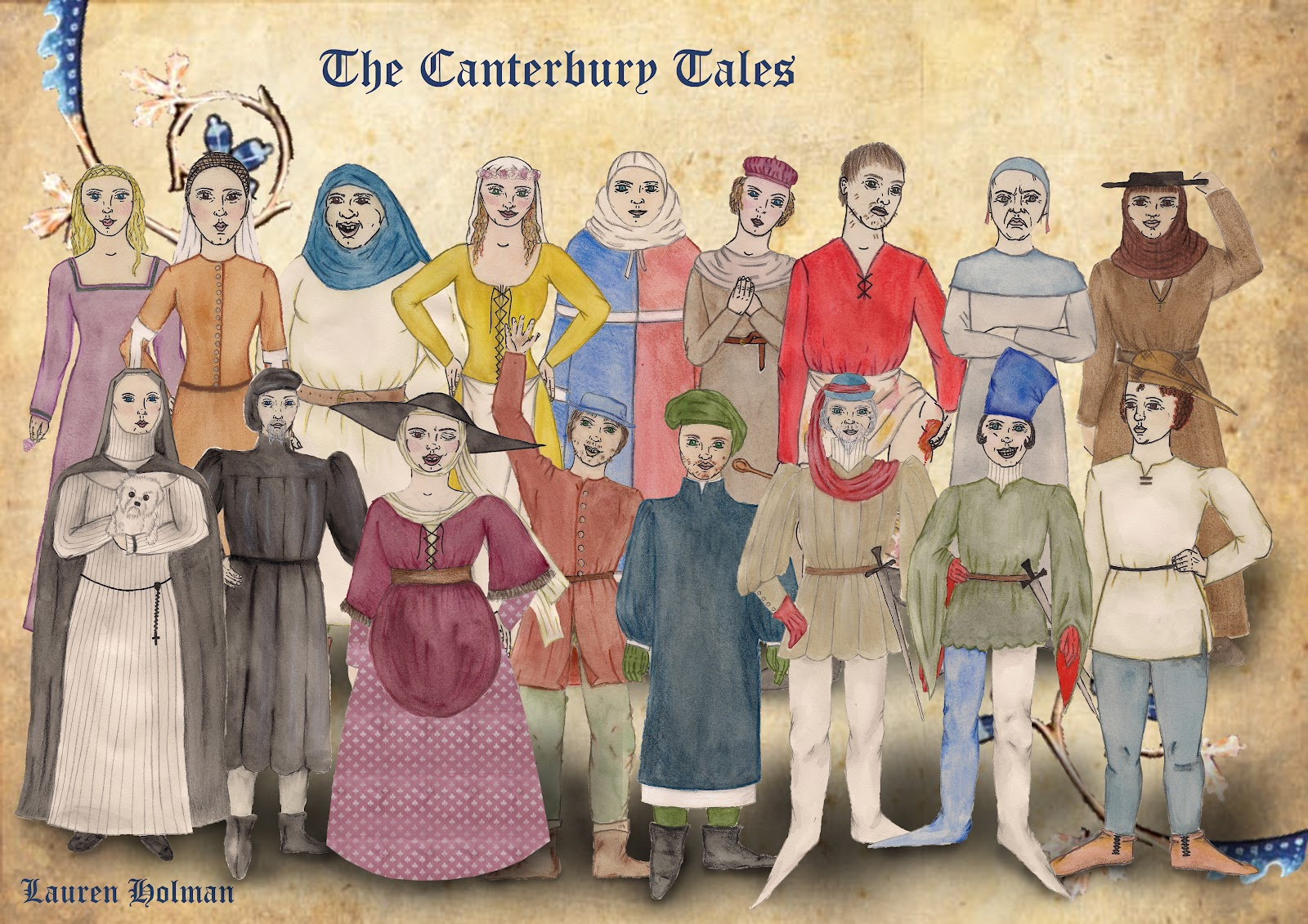 an analysis of canterbury wife of bath