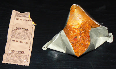 MRE Review: Menu 15, Mexican Rice