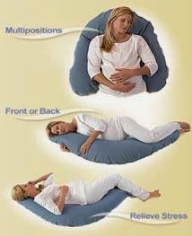 Posisi Tidur untuk Ibu Hamil