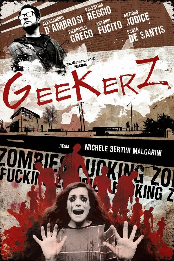 GeekerZ, Zombie e Nerd insieme per una web serie