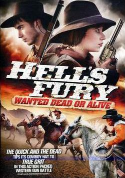 Hells Fury (2012) DVDRip Poster