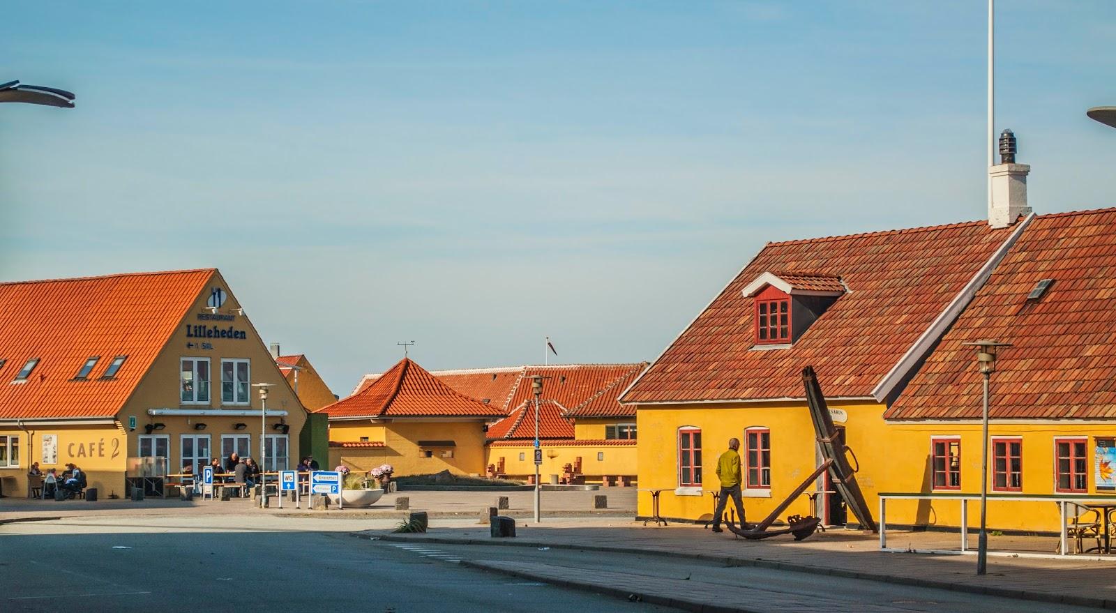Dania, Hirtshal
