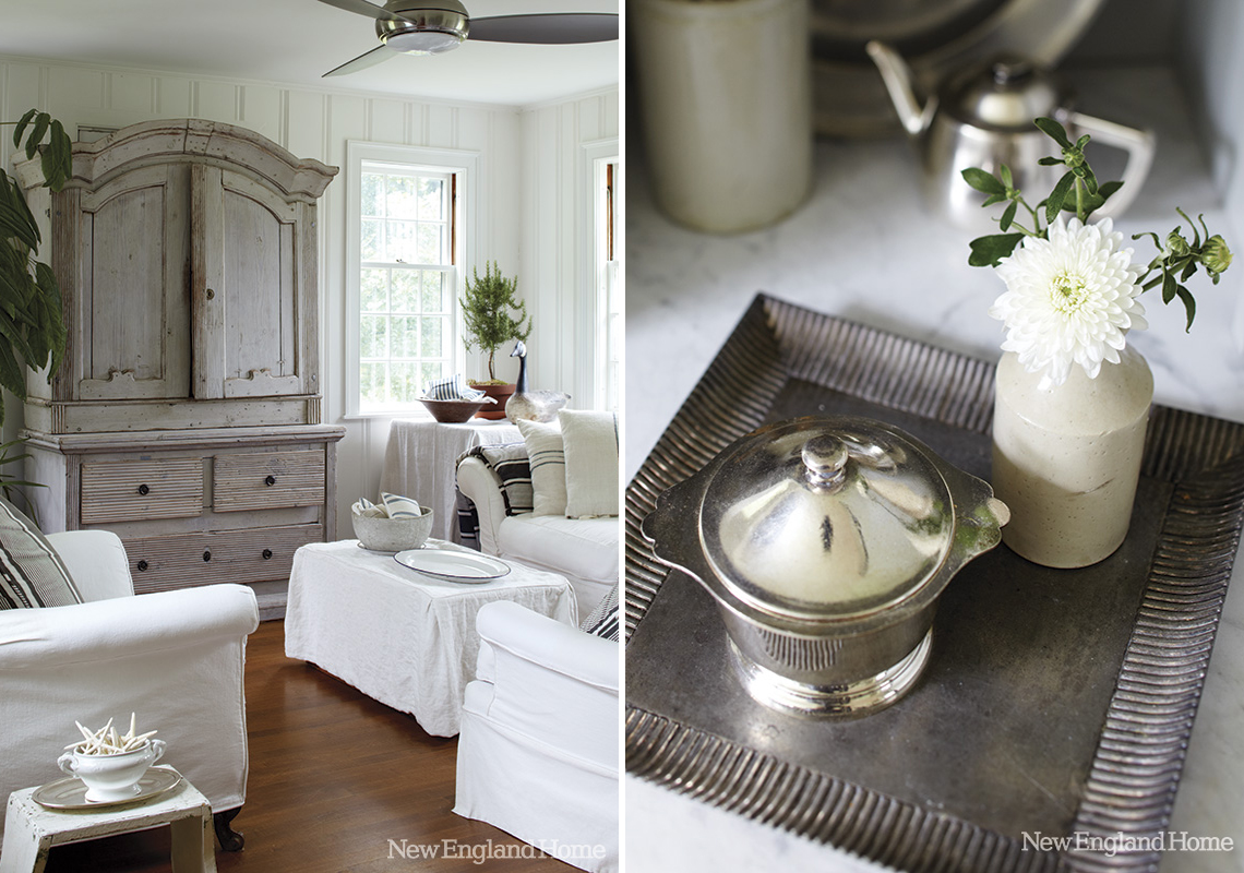 Una casa di charme shabby chic interiors - Shabby and charme ...