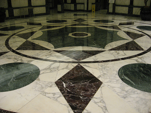 Homes With Marble Floors : New home designs latest modern homes marble floor