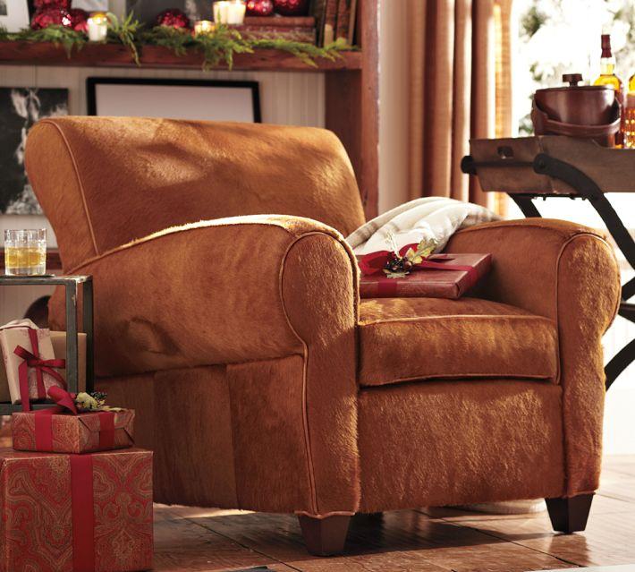 Manhattan Leather Chair