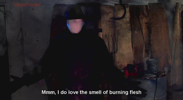 Mmm I do love the smell of burnig flesh