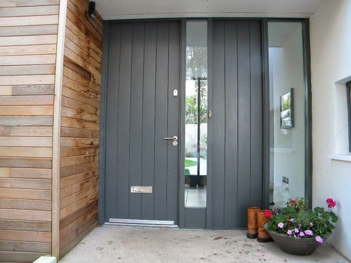 Front Doord Affordable Front And Back Doors With Front Doord Free - Grey-exterior-doors