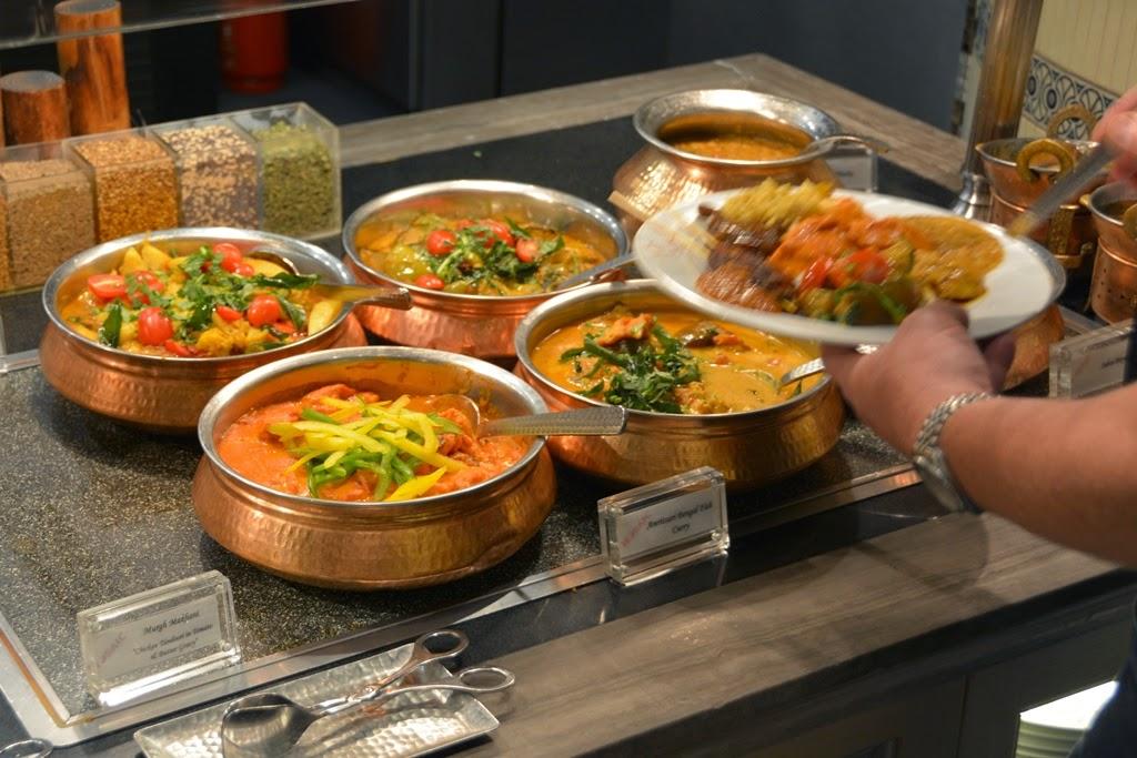 Restaurant Mosaic Kuala Lumpur curry