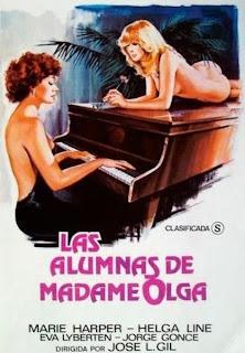 Madame Olgas Pupils 1981