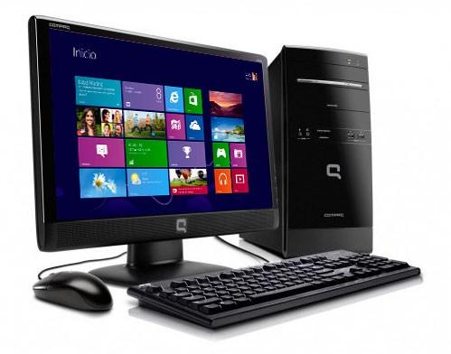 Historia del computador for Computadoras para oficina
